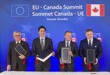 Handelsverdrag EU-Canada van kracht